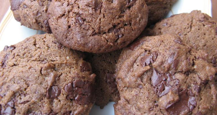 """Majhni čokoladni piškoti """"mini cookies"""""""